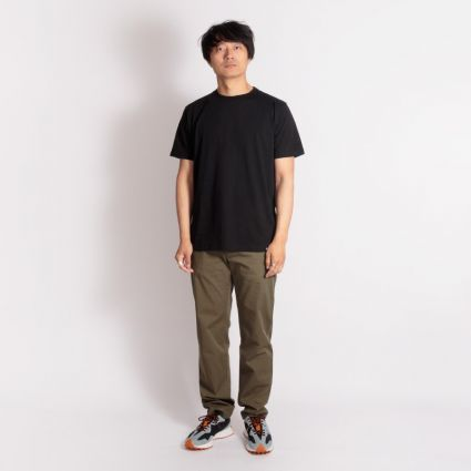 Norse Projects Aros Regular Light Stretch Trousers Ivy Green
