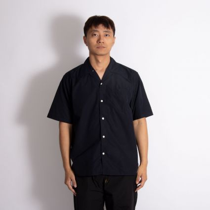 Norse Projects Carsten Poplin Shirt Dark Navy