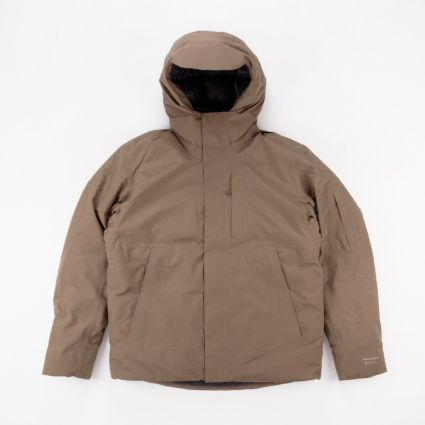 Norse Projects Fyn Down 2.0 GORE-TEX® Jacket Shale Stone1