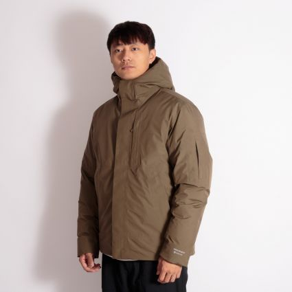 Norse Projects Fyn Down 2.0 GORE-TEX® Jacket Shale Stone