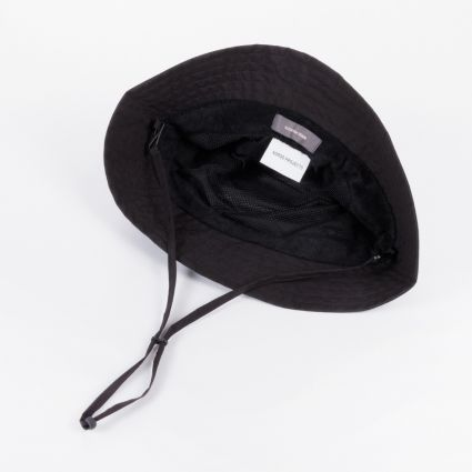 Norse Projects Gore Tex Bucket Hat Black