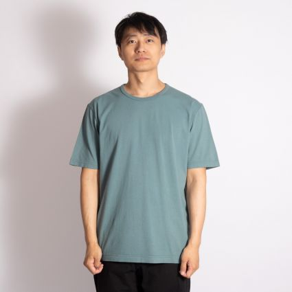 Norse Projects Johannes GMD T-Shirt Mineral Blue