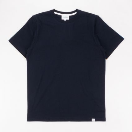 Norse Projects Niels Standard SS T-Shirt Dark Navy1