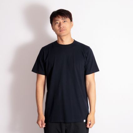 Norse Projects Niels Standard SS T-Shirt Dark Navy