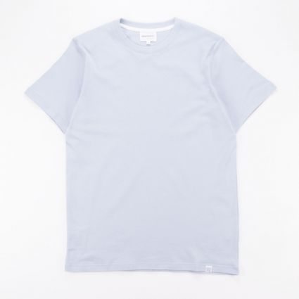 Norse Projects Niels Standard SS T-Shirt Dust Blue1