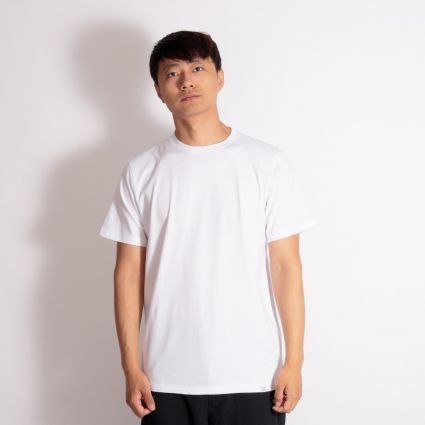 Norse Projects Niels Standard SS T-Shirt White