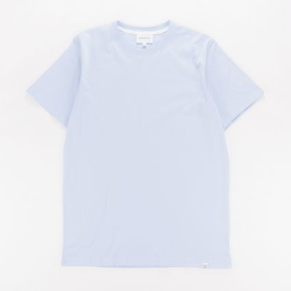 Norse Projects Niels Standard T-Shirt Clouded Blue1