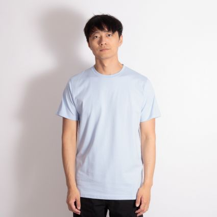 Norse Projects Niels Standard T-Shirt Clouded Blue