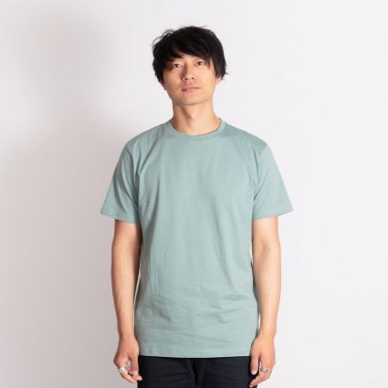 Norse Projects Niels Standard T-Shirt Mineral Blue
