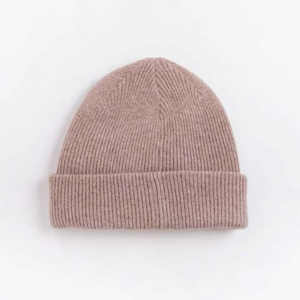 Norse Projects Norse Beanie Shale Stone