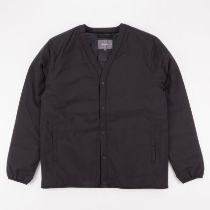 Norse Projects Otto Light WR Jacket Black1