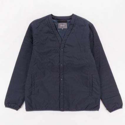 Norse Projects Otto Light WR Jacket Dark Navy1