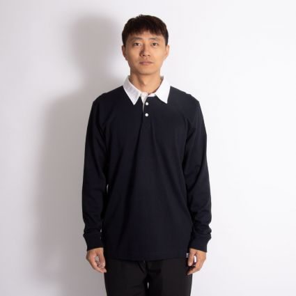 Norse Projects Ruben Polo Dark Navy