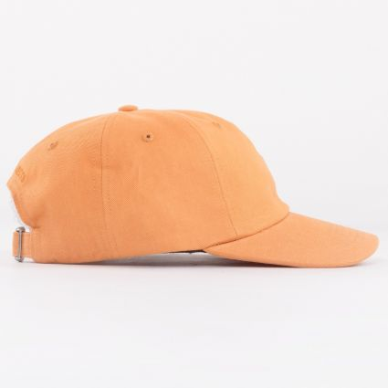Norse Projects Twill Sports Cap Golden Orange