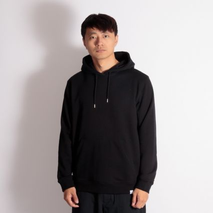 Norse Projects Vagn Classic Hoodie Black