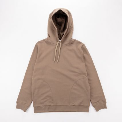 Norse Projects Vagn COOLMAX® Hoodie Shale Stone1