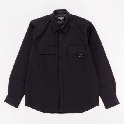 Norse Projects Villads Travel Solotex Shirt Black