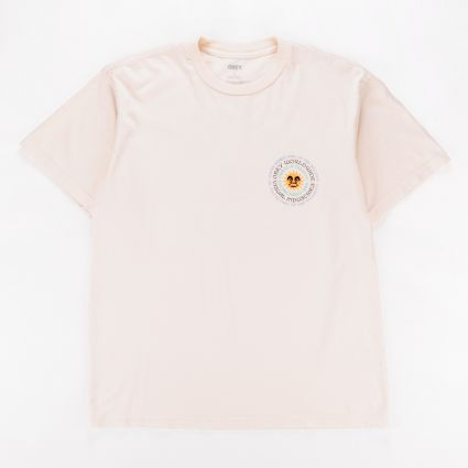Obey Be Here Now T-Shirt Sago1