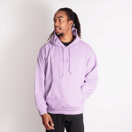 Obey Bold Ideals Hoodie Orchid