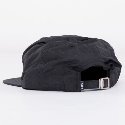Obey Copper Strapback Cap Black