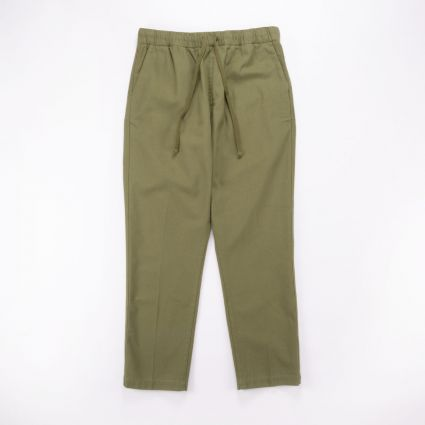 Obey IDEALS ORGANIC TRAVLER PANT ARMY