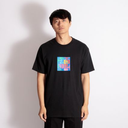 Obey Squared Up T-Shirt Black