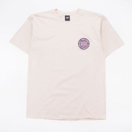 Obey Unity Worldwide Basic T-Shirt Natural1