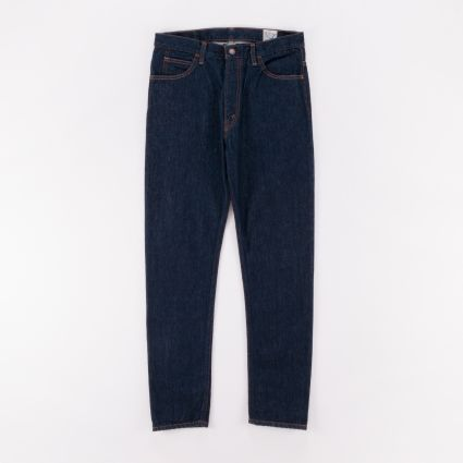 orSlow C100 Super Slim Pants Denim One Wash