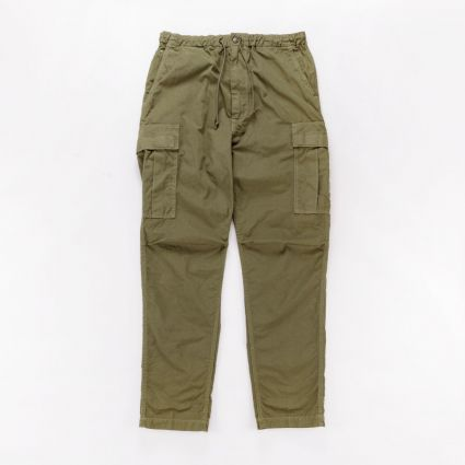 OrSlow Easy Cargo Pants Army1