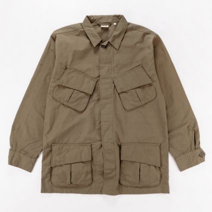 orSlow Jacket Army1
