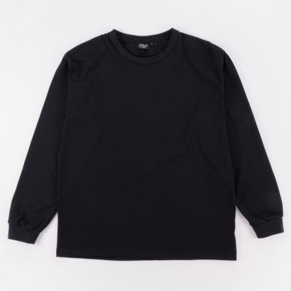 orSlow L/S T-Shirt Black