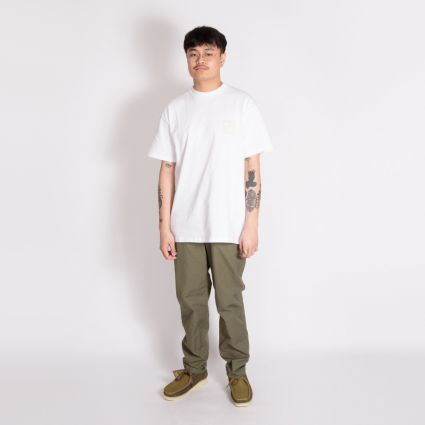 orSlow New Yorker Pants Army Green