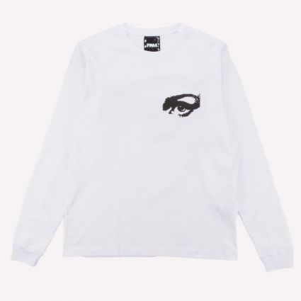 P.A.M. Private LS Tee Optical White1