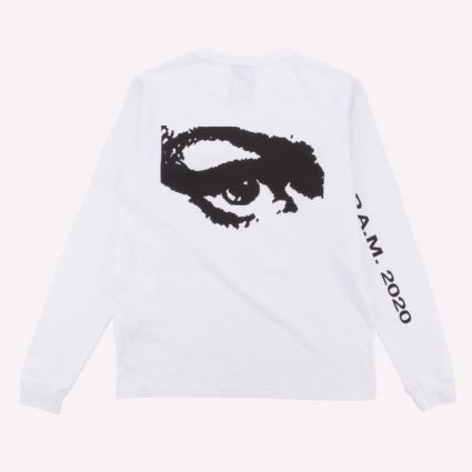 P.A.M. Private LS T-Shirt Optical White