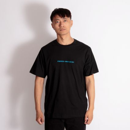 P.A.M. Serving Suggestion SS T-Shirt Black