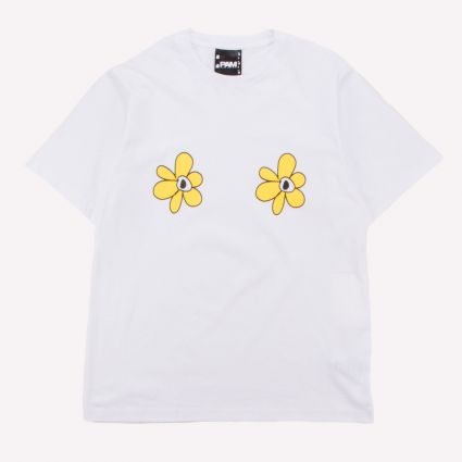 P.A.M. Vera Chytilova SS Tee Optical White1