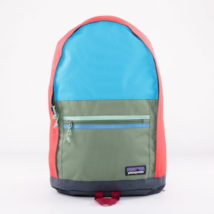 Patagonia Arbor Day Pack 20L Patchwork: Catalan Coral