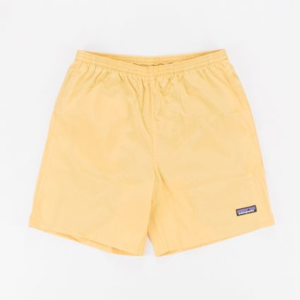 Patagonia Baggies Lights Surfboard Yellow1