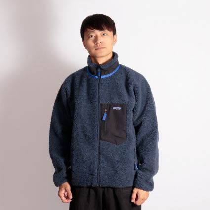 Patagonia Classic Retro-X Jacket New Navy