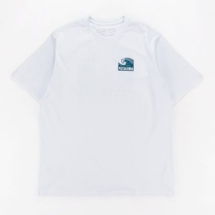 Patagonia Ditch The Drill Responsibili-Tee White1