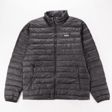Patagonia Down Sweater Black1