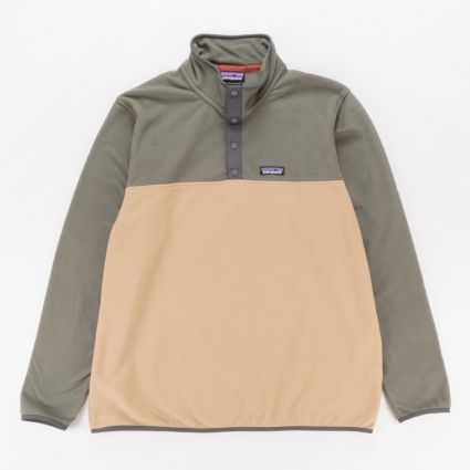 Patagonia Micro D Snap-T Pullover Classic Tan1
