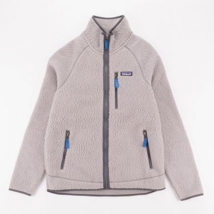Patagonia Retro Pile Jacket Feather Grey1