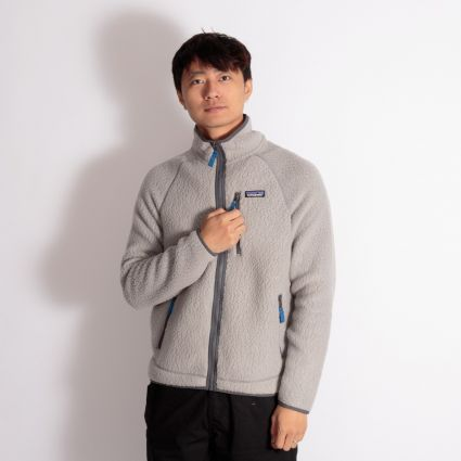 Patagonia Retro Pile Jacket Feather Grey