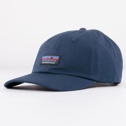 Patagonia Together For The Planet Label Trad Cap New Navy1