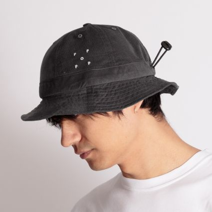 POP Trading Bell Hat Anthracite Minicord