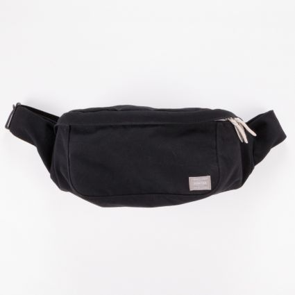 Porter by Yoshida & Co Beat Waist Bag L Black1