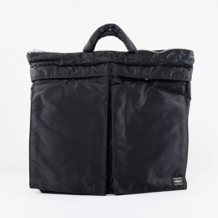 Porter by Yoshida & Co Tanker 2Way Helmet Bag Black