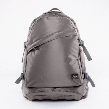 Porter by Yoshida & Co Tanker Daypack Silver Grey