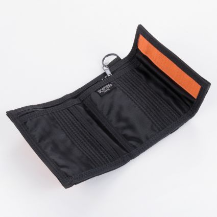 Porter by Yoshida & Co Tanker Wallet Black